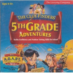 ClueFinders 5th Grade...