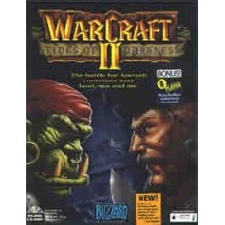 WarCraft II, Retail Box,...