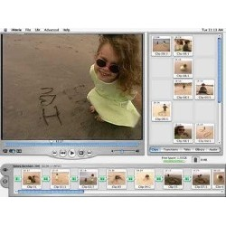 691-3021-A iMovie2 for OS X...