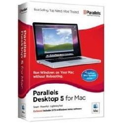 Parallels Desktop 5 for MAc...