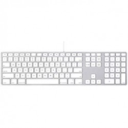 Apple Keyboard - Aluminum -...
