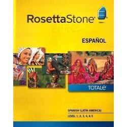 Rosetta Stone Spanish...