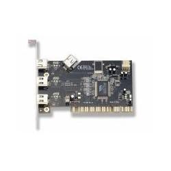 Firewire 4 port PCI Card...
