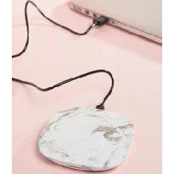 Typo Wireless Charger - Marble
