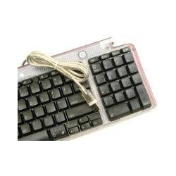 iMac Strawberry Keyboard