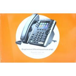 Polycom VVX 410 VoIP Phone...