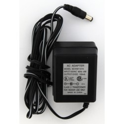 12V-100mA-5.4mm AC Adapter