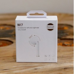 M7 Single Rotation Earphone